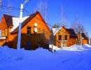 Парк-отель зимой