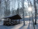 Природы зимой