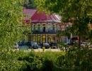 Отель «Благодать» летом