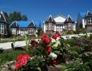 Гостиница летом