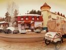 Отель-бутик «Jaime» зимой