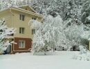Корпус 2 зимой