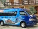 Микроавтобус отеля