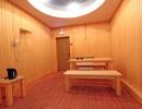 Сауна малая - комната отдыха