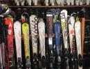 Комната для хранения и сушки лыжного снаряжения