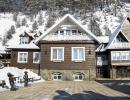 Гостевой дом зимой