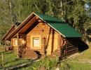 Сосновые домики