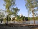 Вид на соседний отель - Корона Алтая
