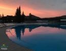 Алтайская Ривьера на закате