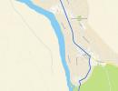 Схема проезда через с. Чемал к базе