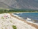 Курминский пляж
