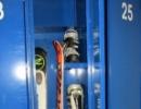 Шкаф для хранения спорт. инвентаря