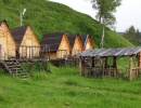 Вид на домики