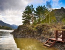 Баня (спуск к реке)