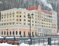 Radisson Hotel Rosa Khutor 5*