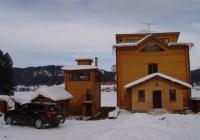 Дом на Телецком