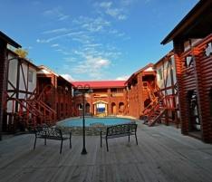 Туристический комплекс Хуторок