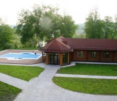 Гостиница Кедровка-SPA