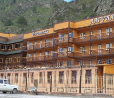 Спортивно-туристический комплекс Чемальская Лагуна