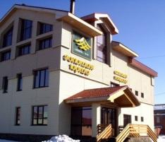 Отель Золотая Юрта
