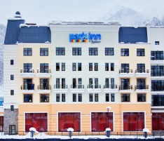 Park Inn by Radisson Rosa Khutor 4*