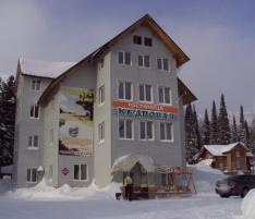 Гостиница Кедровая