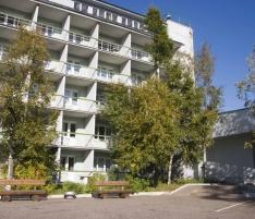 Гостиница Прибайкальская
