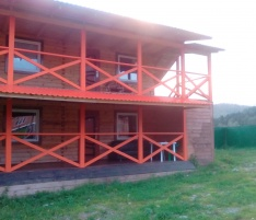 Туристический комплекс Аю-Таш