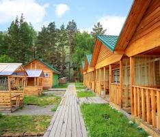 Туристический комплекс Околица