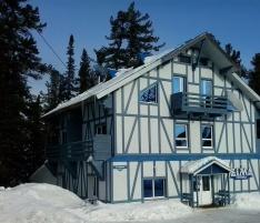Гостиница Зима