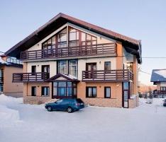 Гостиница Альпен Клаб