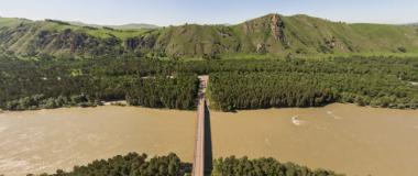 Новый айский мост