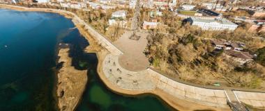 Иркутск, верхняя набережная
