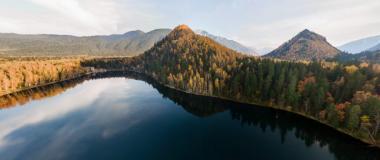 Теплые озера - 1